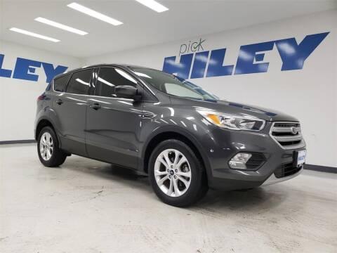 2019 Ford Escape for sale at HILEY MAZDA VOLKSWAGEN of ARLINGTON in Arlington TX