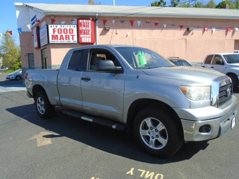 2008 Toyota Tundra for sale at Broadway Auto Services in New Britain CT