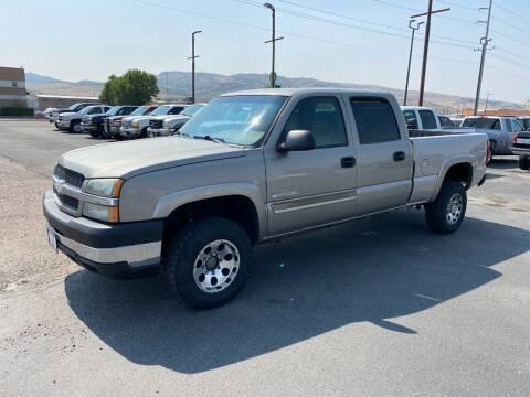2003 Chevrolet Silverado 2500HD for sale at Auto Image Auto Sales in Pocatello ID