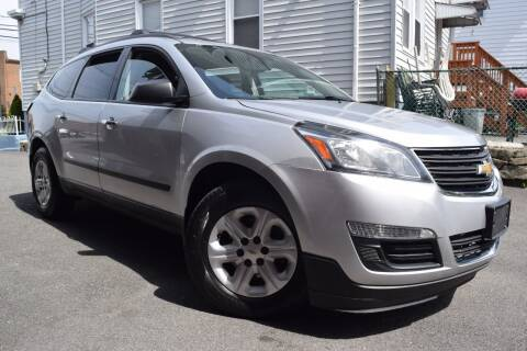 2013 Chevrolet Traverse for sale at VNC Inc in Paterson NJ