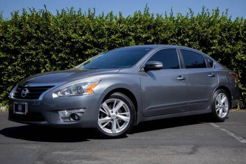 2015 Nissan Altima for sale at 605 Auto  Inc. in Bellflower CA