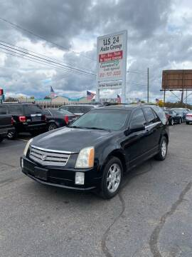2005 Cadillac SRX for sale at US 24 Auto Group in Redford MI