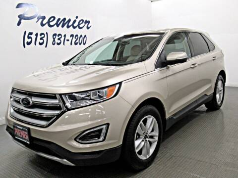 2017 Ford Edge for sale at Premier Automotive Group in Milford OH