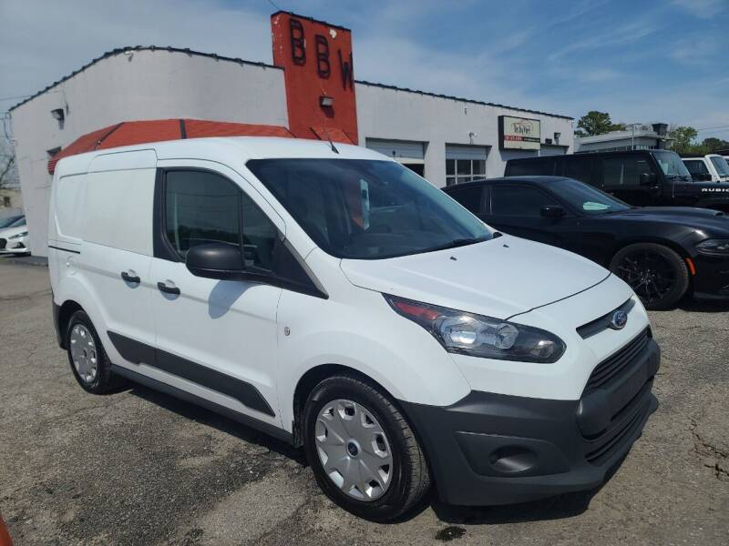 2016 Ford Transit Connect Cargo for sale at Best Buy Wheels in Virginia Beach VA