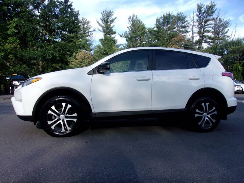2017 Toyota RAV4 for sale at Mark's Discount Truck & Auto in Londonderry NH