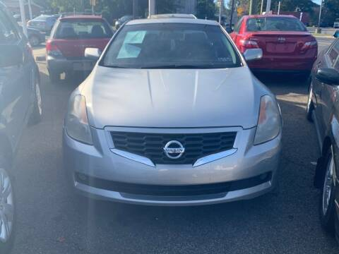 2008 Nissan Altima for sale at Park Avenue Auto Lot Inc in Linden NJ