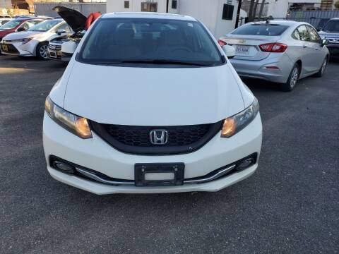 2013 Honda Civic for sale at OFIER AUTO SALES in Freeport NY