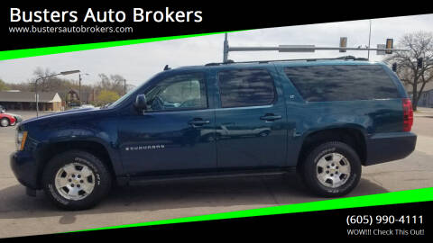 2007 Chevrolet Suburban for sale at Busters Auto Brokers in Mitchell SD