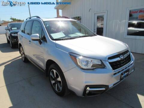 2018 Subaru Forester for sale at TWIN RIVERS CHRYSLER JEEP DODGE RAM in Beatrice NE