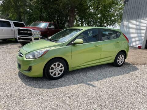 2012 Hyundai Accent for sale at Bailey Auto in Pomona KS