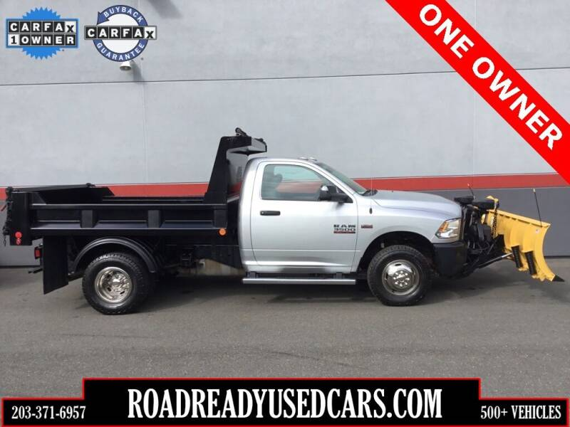 2016 RAM Ram Chassis 3500 for sale at Road Ready Used Cars in Ansonia CT