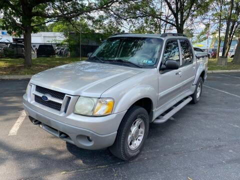 2003 Ford Explorer Sport Trac for sale at Car Plus Auto Sales in Glenolden PA
