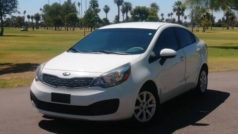 2013 Kia Rio for sale at CAR MIX MOTOR CO. in Phoenix AZ