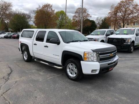 2011 Chevrolet Silverado 1500 for sale at WILLIAMS AUTO SALES in Green Bay WI