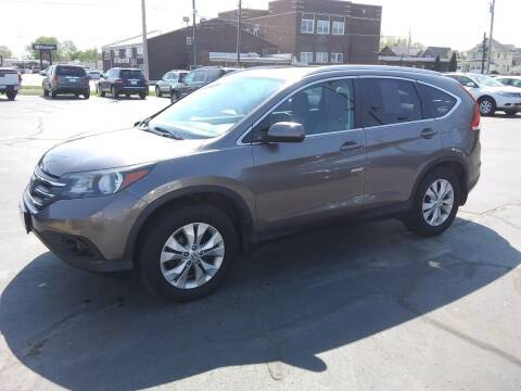 2012 Honda CR-V for sale at Village Auto Outlet in Milan IL