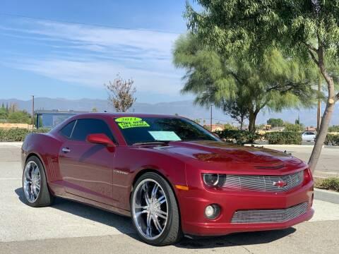2011 Chevrolet Camaro for sale at Esquivel Auto Depot in Rialto CA