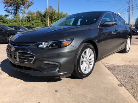 2018 Chevrolet Malibu for sale at Capital Motors in Raleigh NC