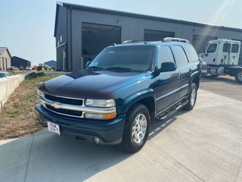 2005 Chevrolet Tahoe for sale at More 4 Less Auto in Sioux Falls SD