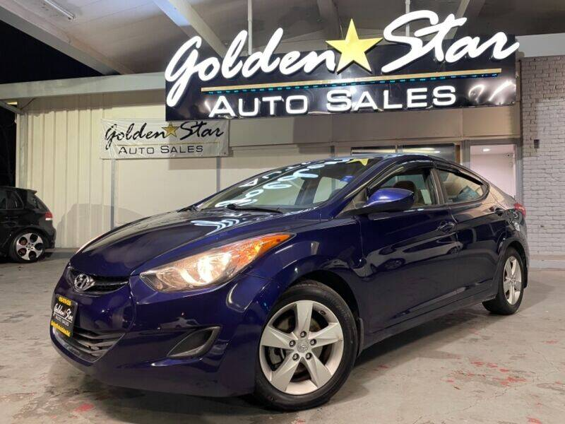 2013 Hyundai Elantra for sale at Golden Star Auto Sales in Sacramento CA