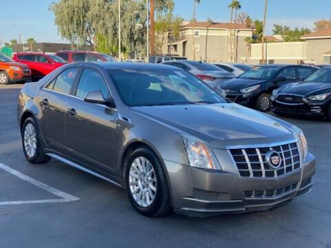 2012 Cadillac CTS for sale at Brown & Brown Wholesale in Mesa AZ