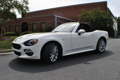2018 FIAT 124 Spider for sale at Euro Prestige Imports llc. in Indian Trail NC