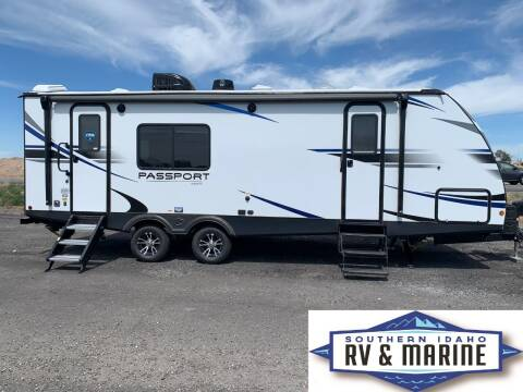2021 KEYSTONE PASSPORT 2500RKWE for sale at SOUTHERN IDAHO RV AND MARINE in Jerome ID