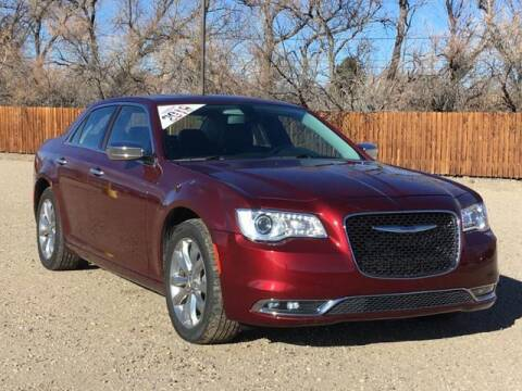 2019 Chrysler 300 for sale at Rocky Mountain Commercial Trucks in Casper WY