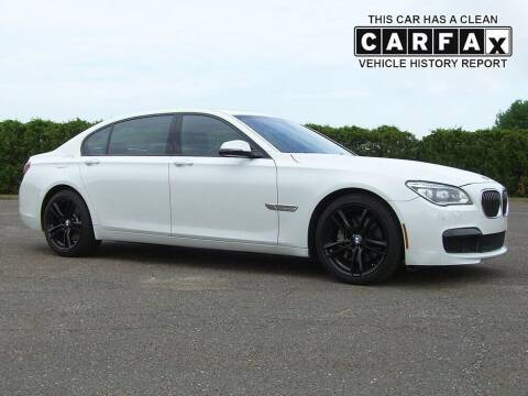 2014 BMW 7 Series for sale at Atlantic Car Company in East Windsor CT