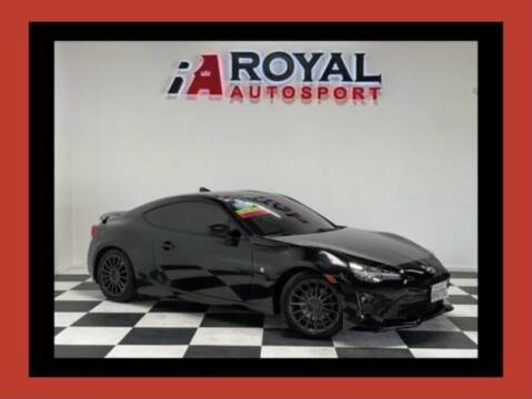 2017 Toyota 86 for sale at Royal AutoSport in Sacramento CA
