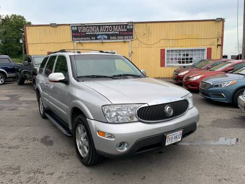 2005 Buick Rainier for sale at Virginia Auto Mall in Woodford VA