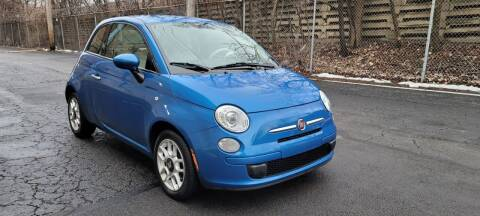 2015 FIAT 500 for sale at U.S. Auto Group in Chicago IL