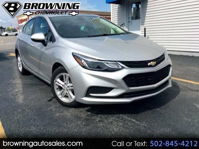 2018 Chevrolet Cruze for sale at Browning Chevrolet in Eminence KY