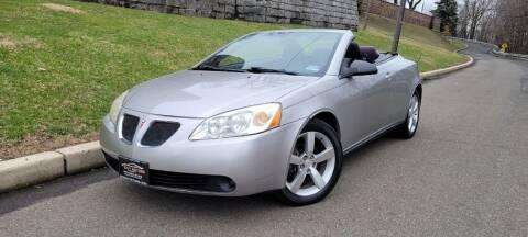 2007 Pontiac G6 for sale at ENVY MOTORS LLC in Paterson NJ