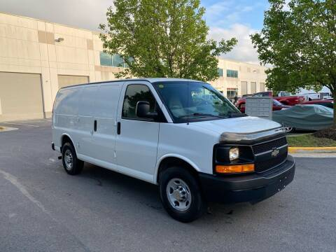 2013 Chevrolet Express Cargo for sale at Super Bee Auto in Chantilly VA