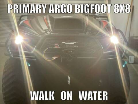 2021 Argo Aurora 950 Bigfoot for sale at Primary Auto Group in Dawsonville GA