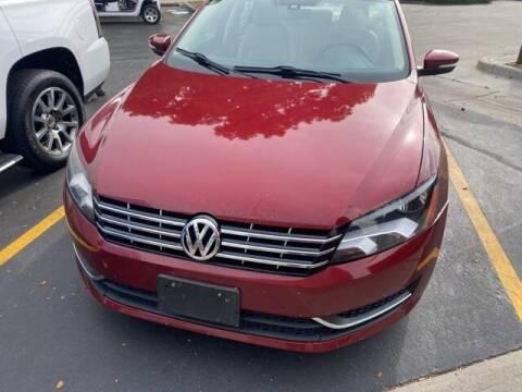 2015 Volkswagen Passat for sale at Markley Motors in Fort Collins CO