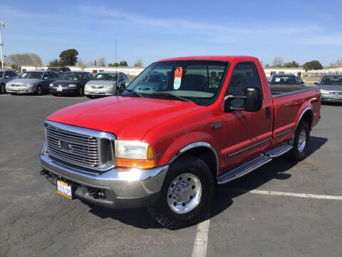 1999 Ford F-350 Super Duty for sale at My Three Sons Auto Sales in Sacramento CA
