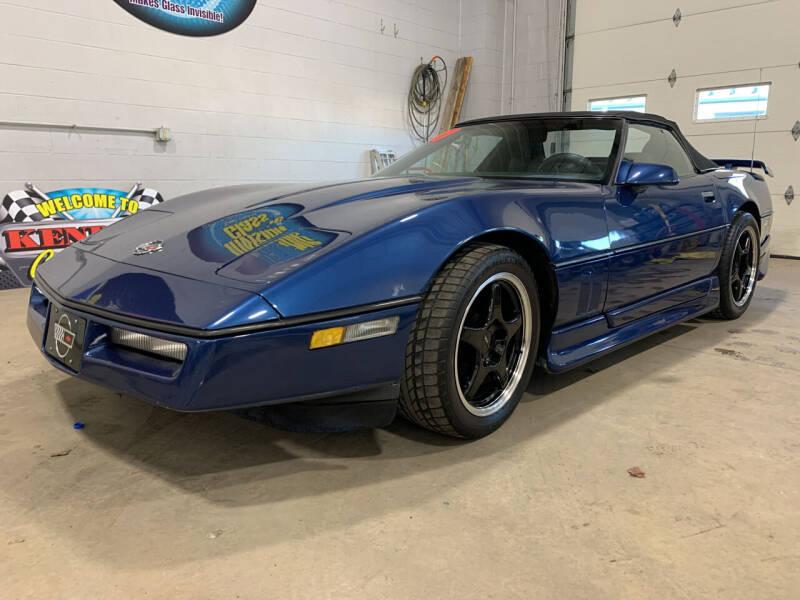 1987 Chevrolet Corvette for sale at Waltz Sales LLC in Gap PA