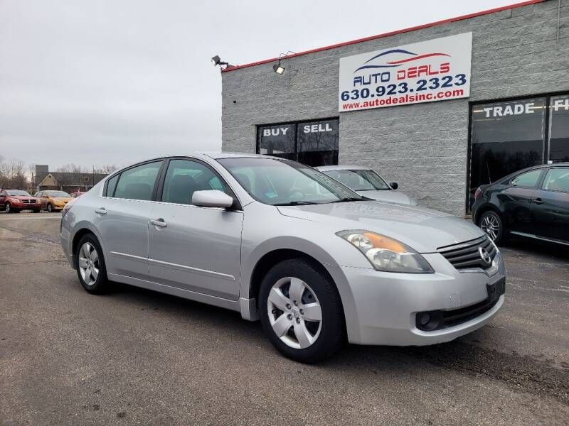 2008 Nissan Altima for sale at Auto Deals in Roselle IL