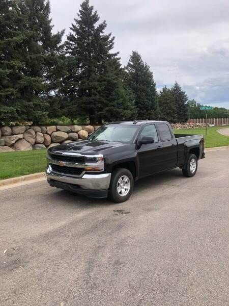2018 Chevrolet Silverado 1500 for sale at Prime Auto Sales in Rogers MN