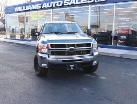 2008 Chevrolet Silverado 2500HD for sale at Williams Auto Sales, LLC in Cookeville TN