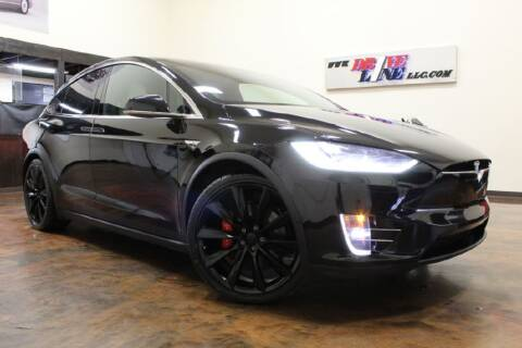 2016 Tesla Model X for sale at Driveline LLC in Jacksonville FL