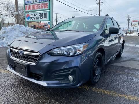 2017 Subaru Impreza for sale at MFT Auction in Lodi NJ
