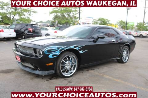 2011 Dodge Challenger for sale at Your Choice Autos - Waukegan in Waukegan IL
