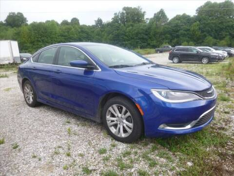2016 Chrysler 200 for sale at Gillie Hyde Auto Group in Glasgow KY