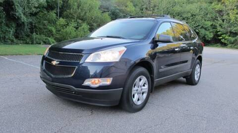 2012 Chevrolet Traverse for sale at Best Import Auto Sales Inc. in Raleigh NC