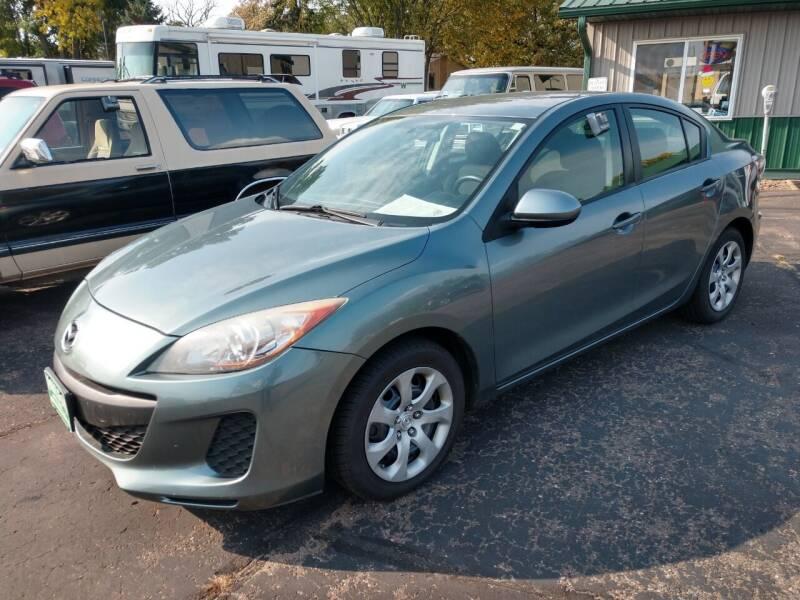 2012 Mazda MAZDA3 for sale at Paulson Auto Sales in Chippewa Falls WI