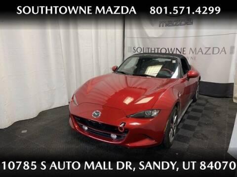 2016 Mazda MX-5 Miata for sale at Southtowne Mazda of Sandy in Sandy UT
