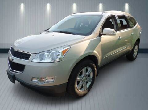 2012 Chevrolet Traverse for sale at Klean Carz in Seattle WA