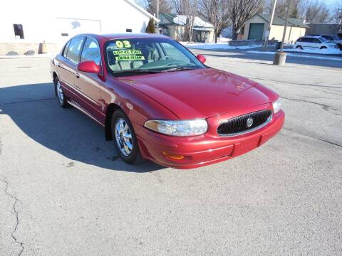 2003 Buick LeSabre for sale at Streich Motors Inc in Fox Lake WI